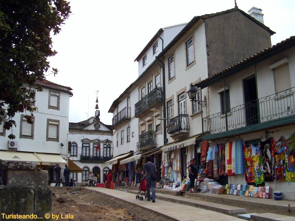 Valenca Do Minho Portugal  city images : El principal atractivo turístico de La Fortaleza es la multitu d de ...