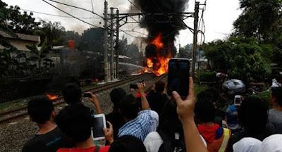 Tragedi Kereta Api Bintaro