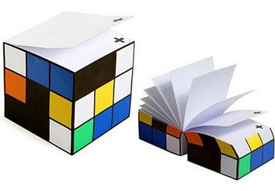 serba tujuh | 7 barang terinspirasi dari kubus rubik