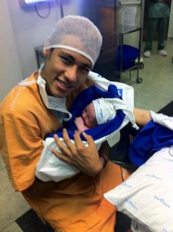 Neymar Baby