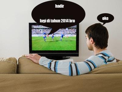 Pemegang Hak Siar Liga Inggris, Liga Italia dan Liga Spanyol 2014