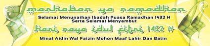 Saya Yaitu Spanduk Menyambut Ramadhan Selamat Puasa Dan Idul Fitri H Agak Telat Postingnya Karena Moment Nya Dah Lewat Tapi Gpp Buat Inspirasi