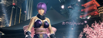 Ayane Facebook Cover あやね