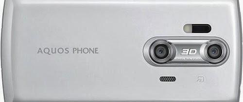 AQUOS Smartphone Jepang