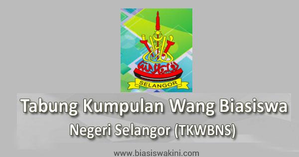 Tabung Kewangan Biasiswa Negeri Selangor (TKWBNS) 2016