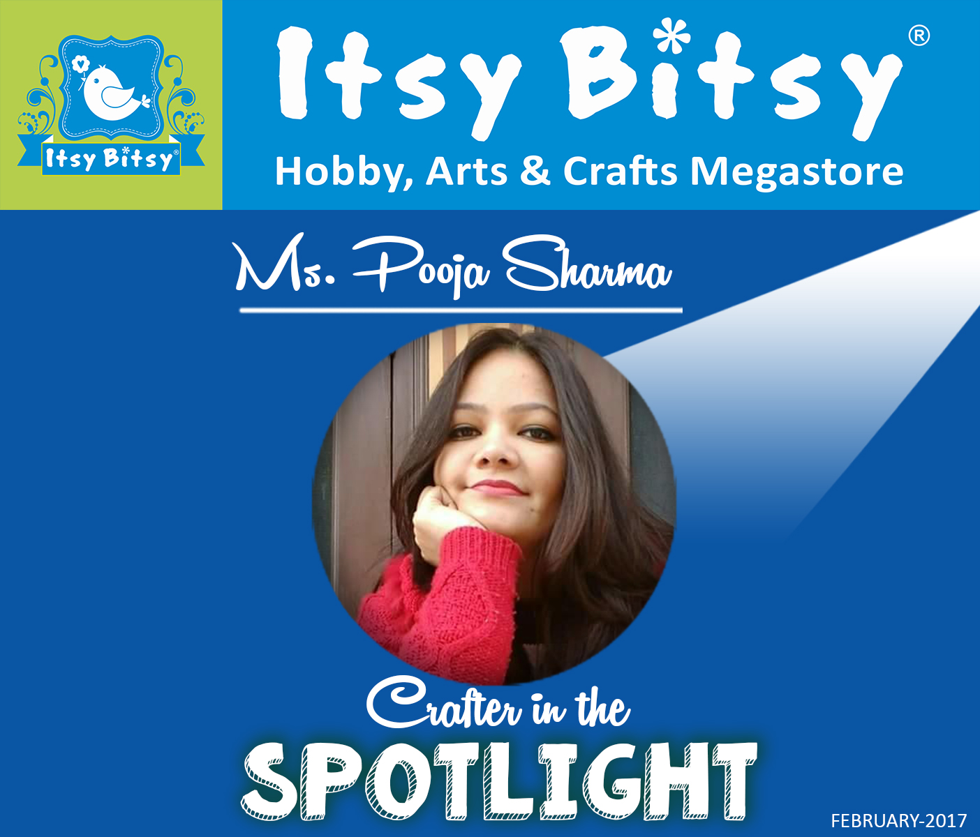 I am in Spotlight at