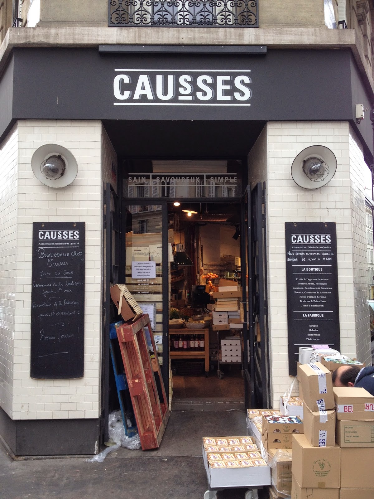 causses paris bulk en vrac sopi pigalle gluten-free local