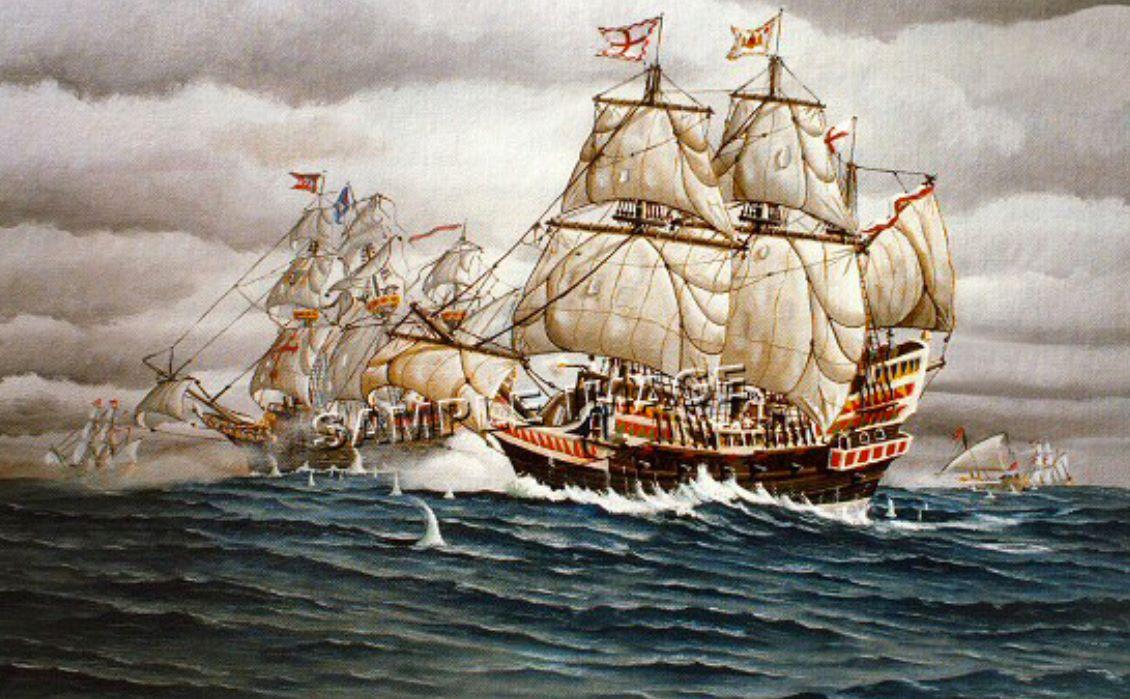 Francisco Pizarros Ship Shakespeare Solved: Ma...