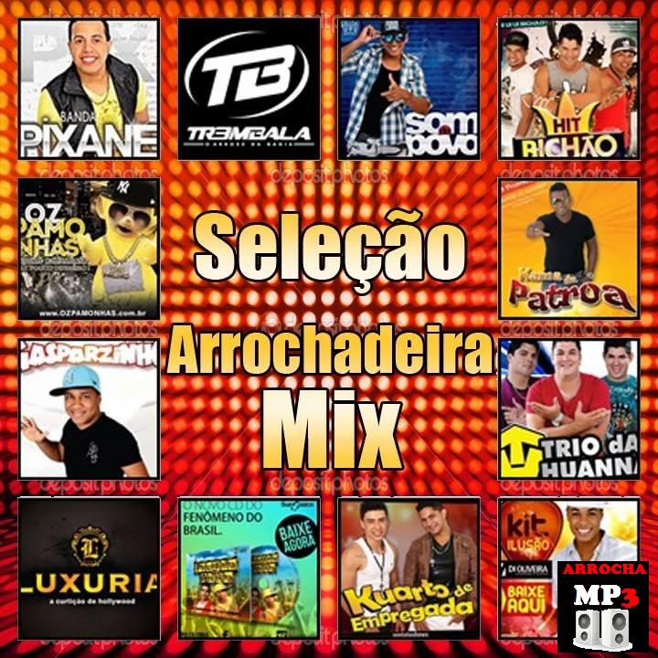 Sele��o Arrochadeira - Vol.01