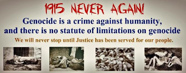 Armenian, genocide, 24th April, 1915, never again, crime