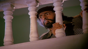 Gulshan Grover in Movie Veerana