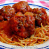 Big Mama's Creole Meatballs in Red Gravy