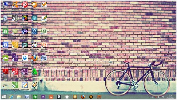 Cara Mengambil dan Langsung Menyimpan Screenshot di Windows 8