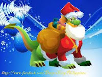 Dragão Santa (Papai Noel)