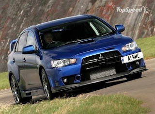 2012 Mitsubishi Lancer Evolution X wallpapers gallery