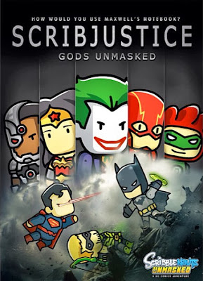 Download Scribblenauts Unmasked Pc Game Full Version