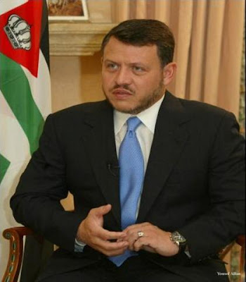 King Abdullah II bin Al Hussein Most Influential Muslim Leaders