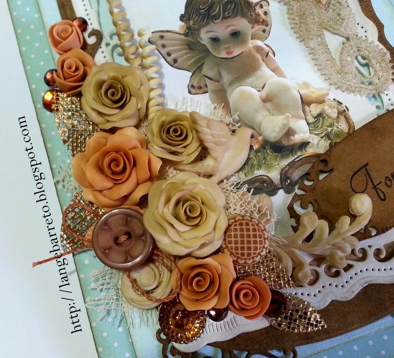 Flores de biscuit