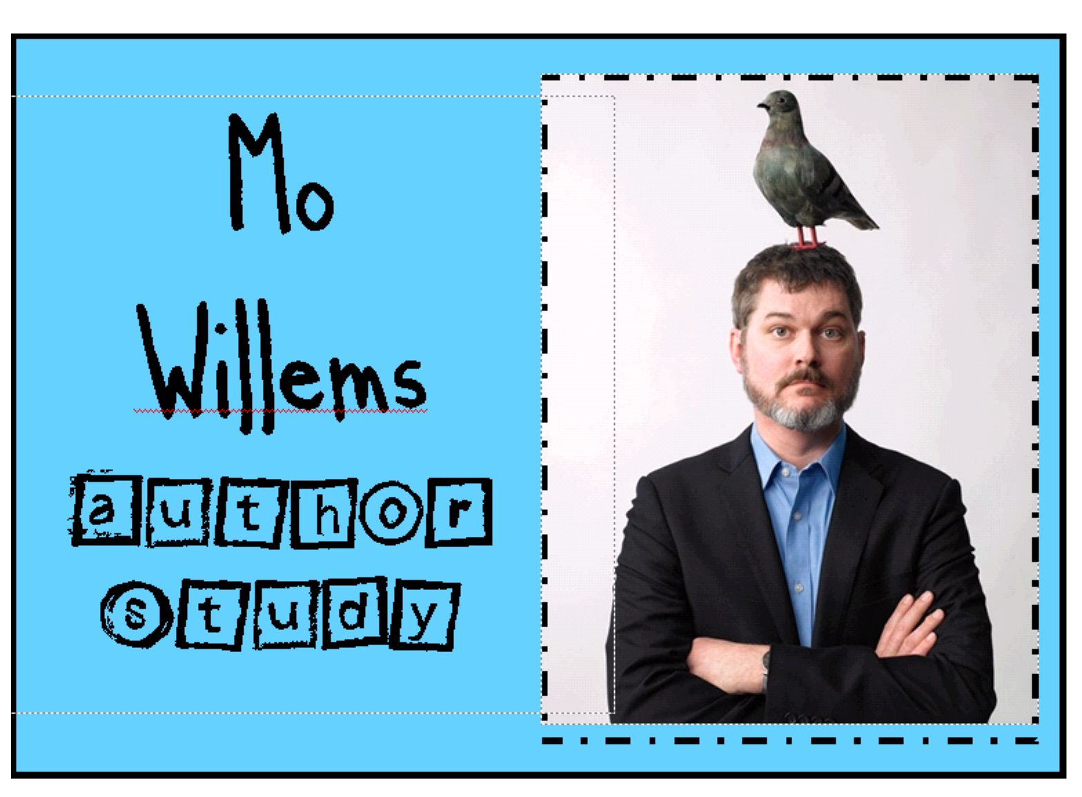 Mo Willems on writing for the reluctant reader - The