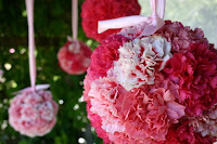 Pomander Wedding Bouquet