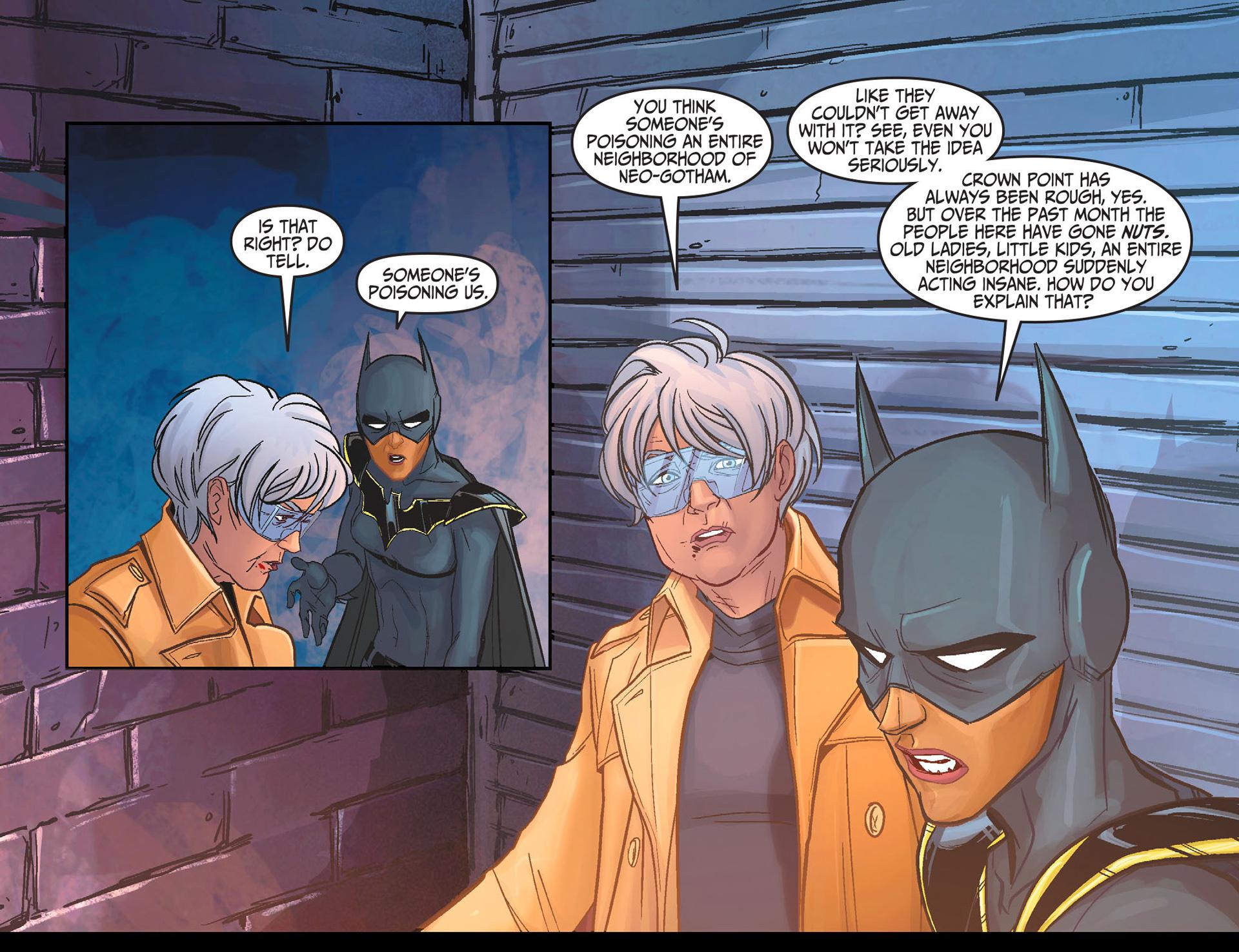 Batman Beyond (2012) Issue #27 #27 - English 19