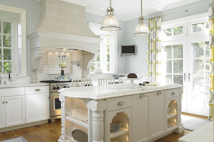 The enchanted home Ultimate kitchens