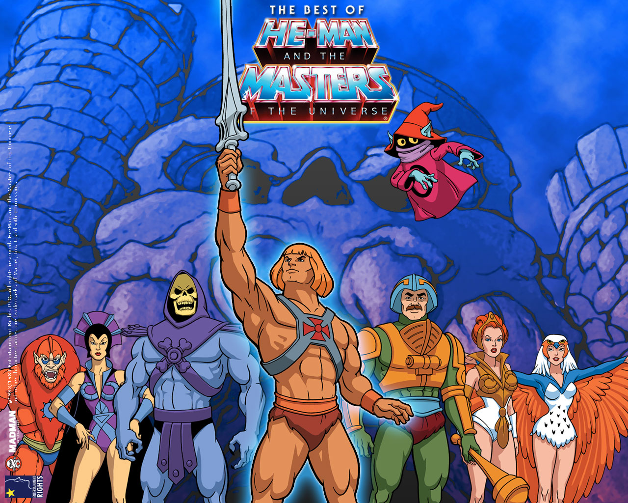 HE-MAN Y LOS AMOS DEL UNIVERSO - TEMPORADA 1 [65/65]