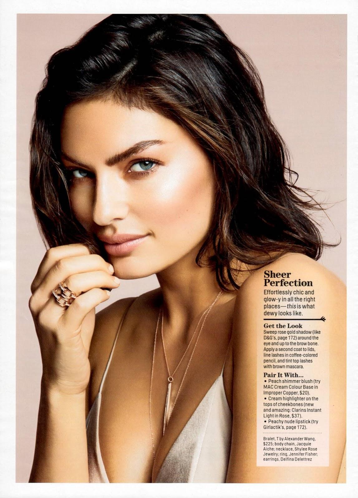 Magazine Photoshoot : Alyssa Miller Hot Photoshoot For Cosmopolitan Magazine February 2014 Issue