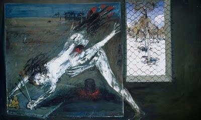 Arthur Boyd - painting,1973-1974