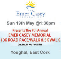 Emer Casey 10k in Youghal, East Cork