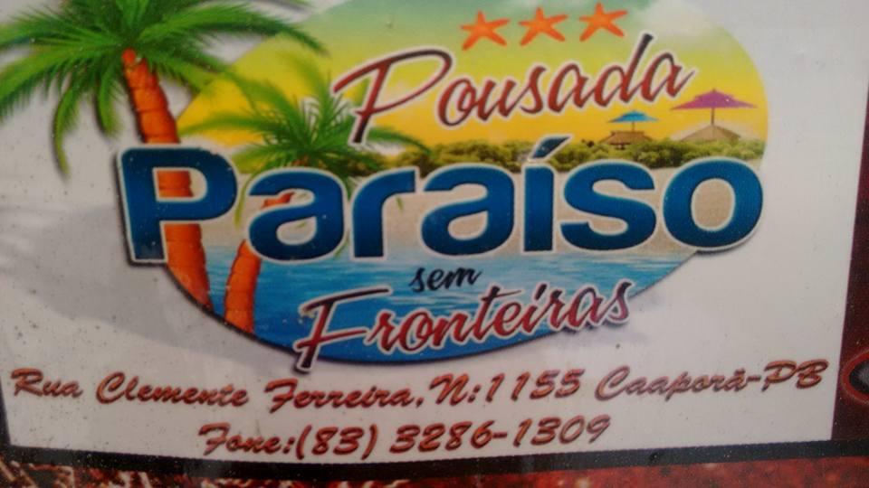 Pousada Paraíso Sem Fronteiras