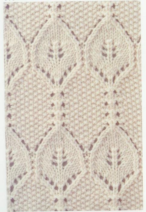 Hoa văn đan - Page 2 Lace+knitting+stitch+68