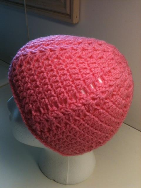 Crochet Shell Beanie Hat Pattern : NEW WEBSITE !! www.bobwilson123.org: CROCHET DOUBLE ...