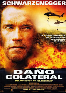 Ver online:Daño colateral (Collateral Damage) 2002