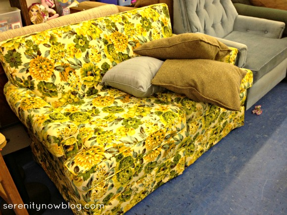 Thrift Store Furniture Makeover Ideas, from Serenity Now