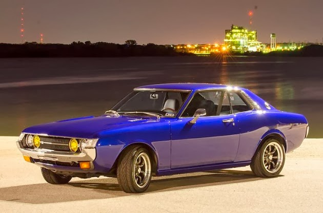 1974 Toyota Celica Wallpaper For Android