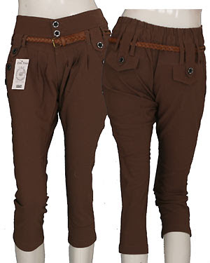 celana pendek wanita, celana wanita, model celana wanita, celana kain