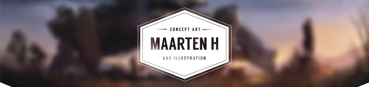 Maarten H. Illustration
