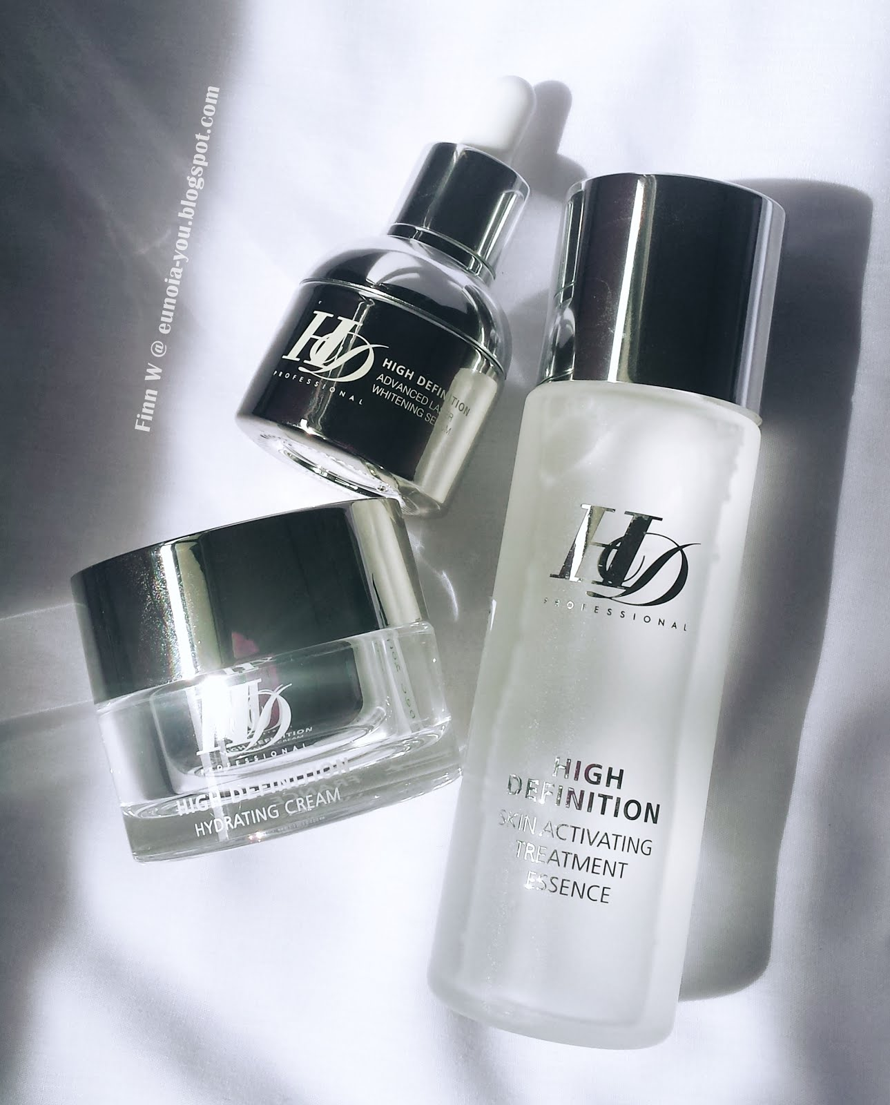 Fly Up High Definition Skincare Worth USD 150