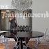 Móveis transparentes: modernidade e amplitude na decoração!