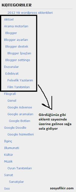 kategoriler,blogger kategori bulutu, blogger