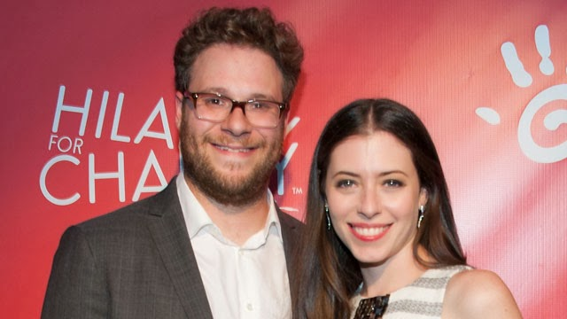 Hilarity for Charity, Seth Rogen, Lauren Miller