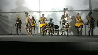 Shona Ritual Dancers - Festival Orient - Tallinn