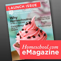 Check Me Out In Homeschool.coms Virtual Mag