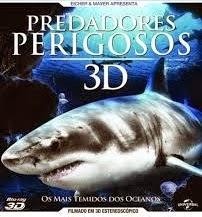 Predadores Perigosos: Os Mais Temidos dos Oceanos – Dublado (2013)