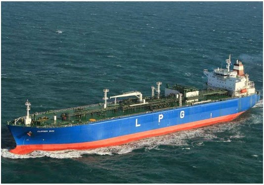 Spiking LPG demand fuelling VLGC orders
