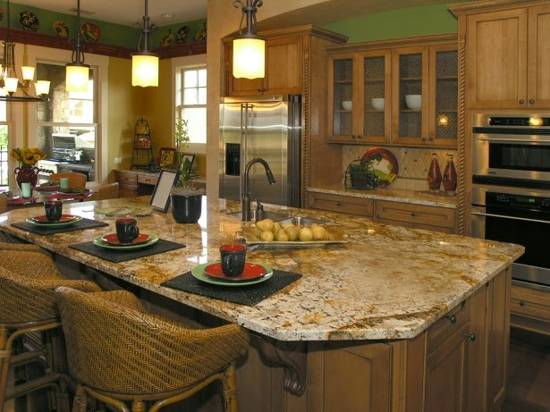 Luxury Kitchen counterTop with pad