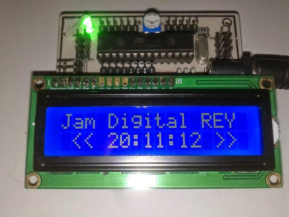 Di malam yang mendekati lebaran 2014 ini saya akan sharing tentang  bagaimana mambuat jam digital dengan LCD 2 X16 tanpa RTC dan dengan  software Code vision ... 9e902bb3e9