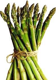 Los vegetales frescos