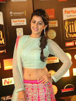 Nikki Galarani sizzing at iifa utsavam-cover-photo
